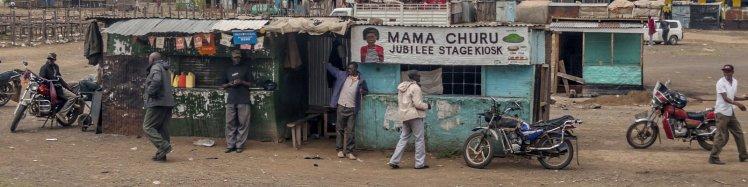 kiosk slum