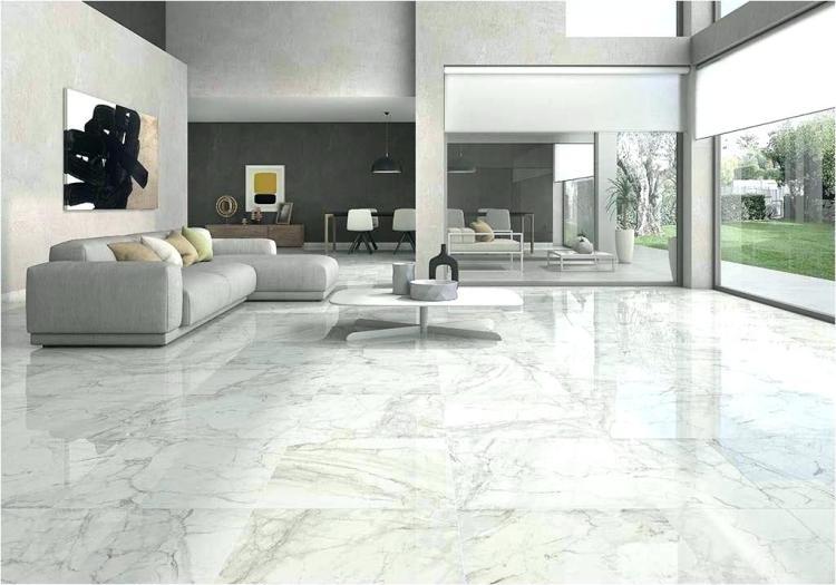 white-marble-floor-living-room